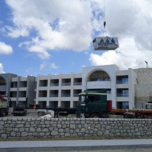 Princess Andriana Resort & Spa - Σύστημα Κεντρικού Κλιματισμού