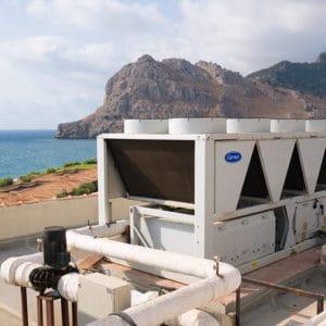 Atlantica Imperial Resort - Σύστημα Κεντρικού Κλιματισμού