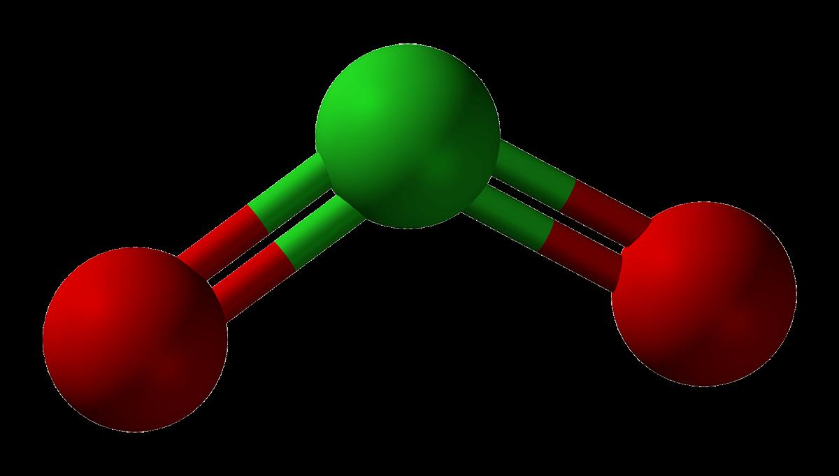Διοξείδιο του χλωρίου