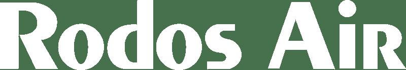 Rodos Air logo white