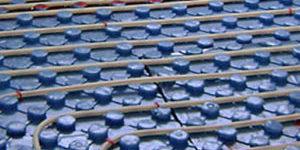 Σύστημα ενδοδαπέδιας θέρμανσης σε οροφοδιαμερίσματα